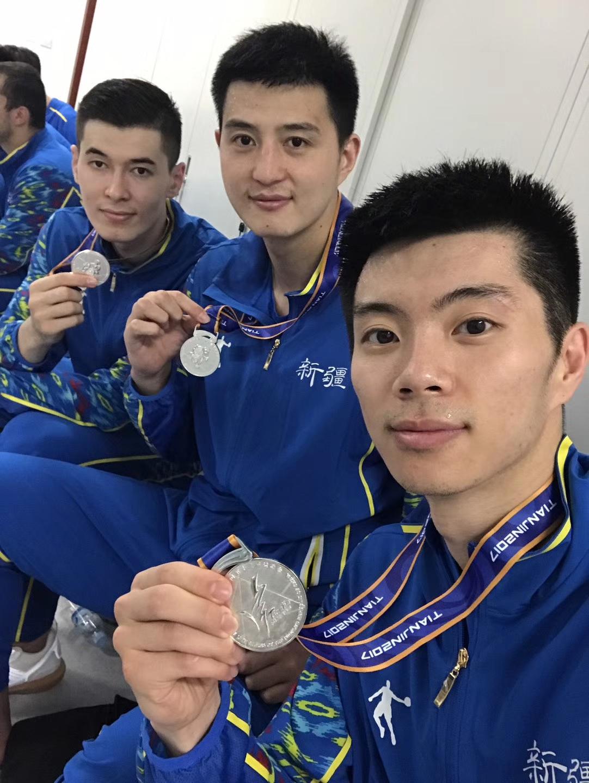 获得2017年全运会银牌.jpg